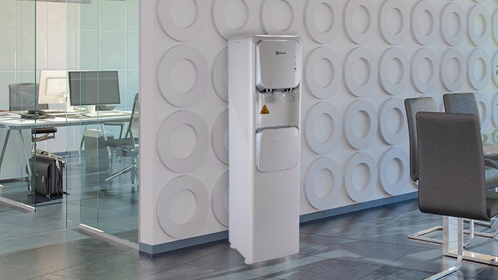 Ofis Ortamlarında Su Arıtma Cihazı Kullanmanın Avantajları